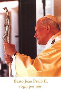 Beatificación de Juan Pablo II: 30 de Abril – Santuario de Fátima en vigilia mundial de oración 1 de mayo: Concierto en memoria de Juan Pablo II