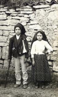 20 de Febrero Fiesta de los Beatos Francisco y Jacinta
