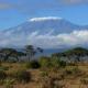 Altar de Nossa Senhora de Fátima no alto do Kilimanjaro