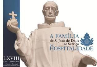 Del 22 de octubre al 9 de noviembre: Familia de S. Juan de Dios realiza LXVIII Capítulo General en Fátima