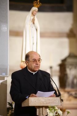 15 de agosto: Solemnidad de la Asunción de la Virgen Santa María  Canónigo Luciano Cristiano celebra 50 años de sacerdocio