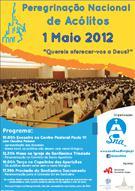 1 de mayo: Peregrinación Nacional de Acólitos