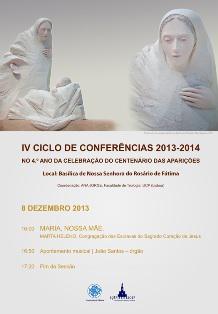 8 décembre 2013 - Conférence