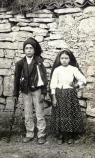 19 y 20 de febrero: Fiesta de los beatos Francisco y Jacinta Marto
