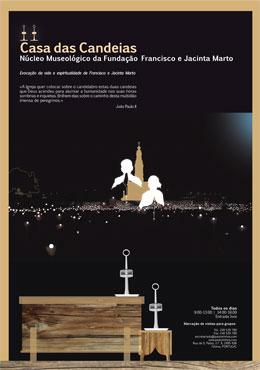 4th April: House of Candles inaugurated at Fátima