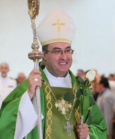 Obispo de las Fuerzas Armadas y de Seguridad preside la peregrinación de septiembre