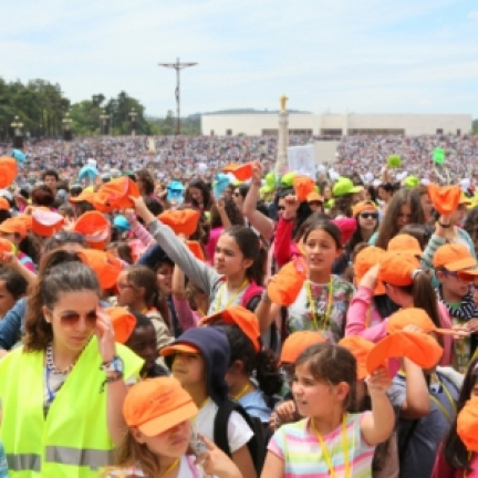 June 9 to 10: Children's Pilgrimage will stress redemptive love