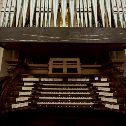 Organ of the Basilica of Our Lady of the Rosary will be inaugurated