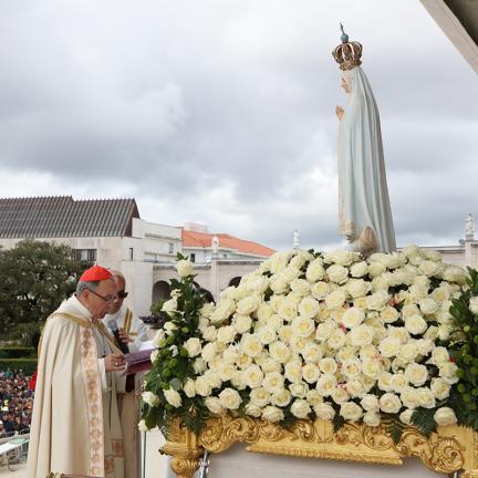 Dióceses portuguesas consagradas a Nuestra Señora de Fátima