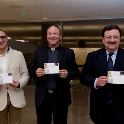 Shrine of Fatima takes part in new philatelic collection on the Marian theme