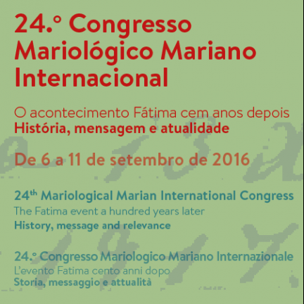 Shrine of Fatima receives the 24th Mariological Marian International Congress