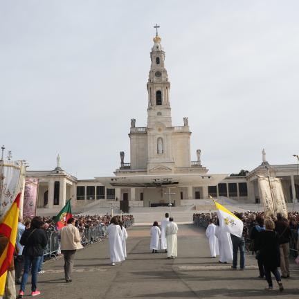 61º Peregrinação nacional ao Santuário de Fátima marca 800 anos da fundação da Ordem dos Pregadores