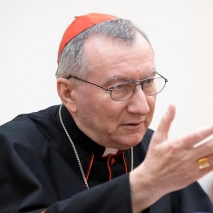 """""""Não serei só uma presença institucional mas serei sobretudo um filho que visita a sua Mãe"""" diz secretário de Estado do Vaticano"""
