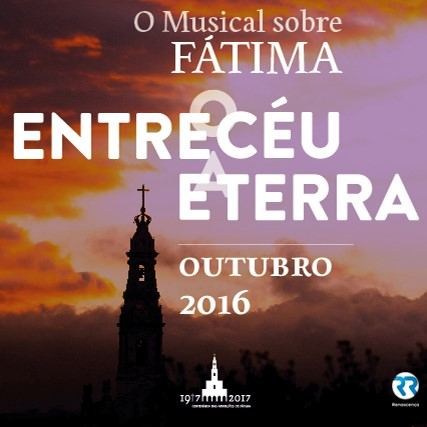 Santuário de Fátima apresenta musical inédito  para assinalar Centenário das Aparições