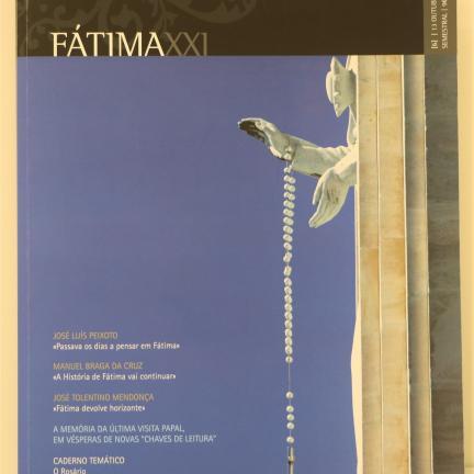 O Rosário é o tema central do sexto número da revista Fátima XXI