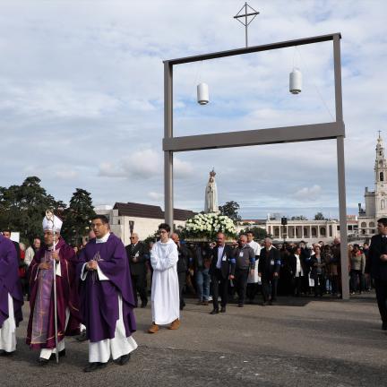Bispo de Leiria-Fátima considera Ano Jubilar «Hora de despertar»