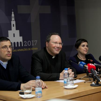 "Fatima Shrine wants to present the message through ""new languages"" to reach new audience"