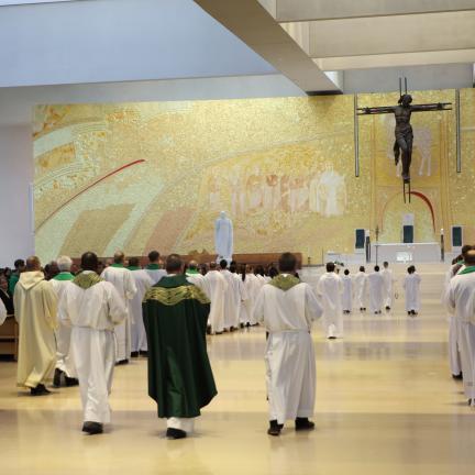 Reitor do Santuário afirma que «caminho de Santidade é difícil mas não impossível»