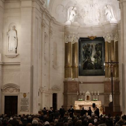 Basílica de Nossa Senhora do Rosário de Fátima encheu para ouvir o III Concerto Evocativo dos Três Pastorinhos