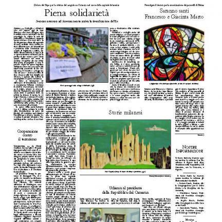 Jornal do Vaticano destaca canonização dos pastorinhos