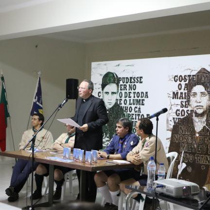 """""""O Teu Caminho"""", guião de Mary´s way apresentado hoje no Espaço Jovem Papa Francisco"""
