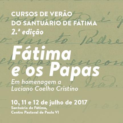 Santuário de Fátima promove 2.ª edição dos Cursos de Verão