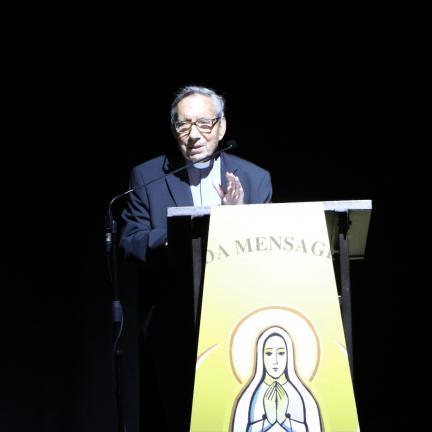 """Reitor do Santuário agradece aos Mensageiros que """"com a sua ação, dão continuidade à missão do Santuário de Fátima"""""""