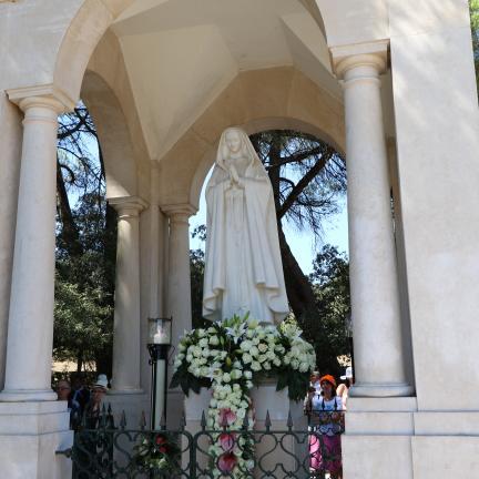 Santuário de Fátima assinalou centenário da quarta aparição de Nossa Senhora nos Valinhos