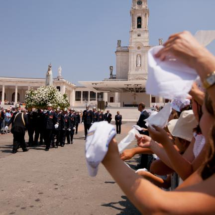 Peregrinação de Agosto presidida pelo Bispo de Santarém