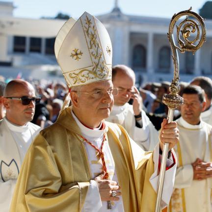 Fatima ist eine Einladung zur Widerstandsfähigkeit der Christen, sagt Kardinal Mauro Piacenza