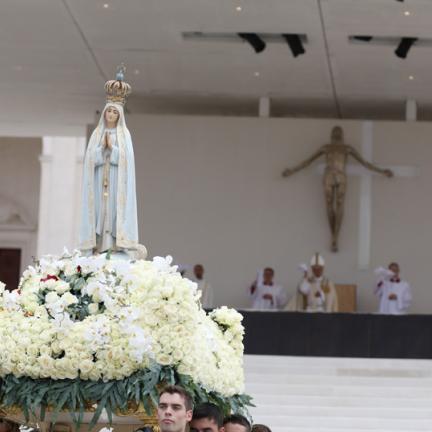 Papa associa-se à peregrinação de 13 de maio em Fátima