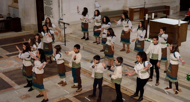 Coro Infantil do Santuário recruta novas vozes
