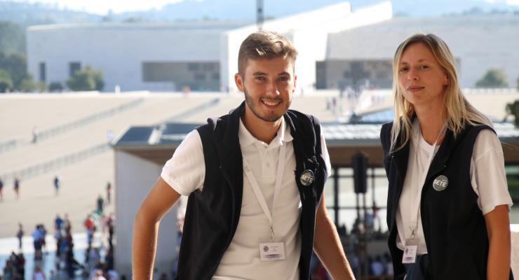 Sanktuarium zachęca młodych ludzi do wolontariatu na rzecz pielgrzymów i osób niepełnosprawnych