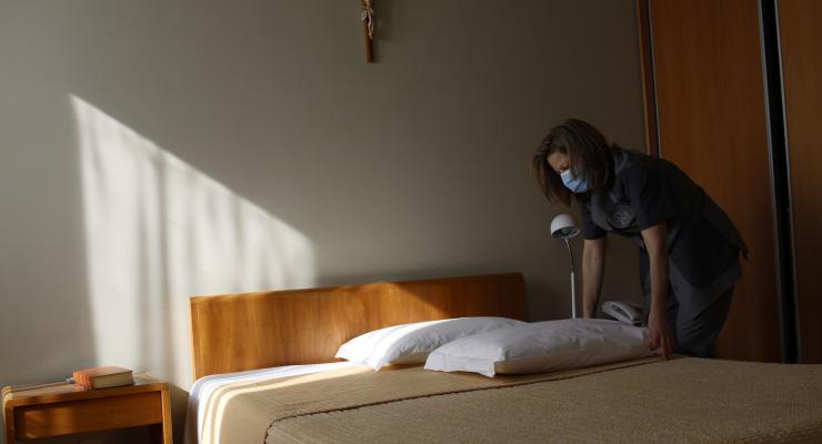 Santuário de Fátima proporciona acolhimento enquanto missão e enquanto serviço a todos os peregrinos