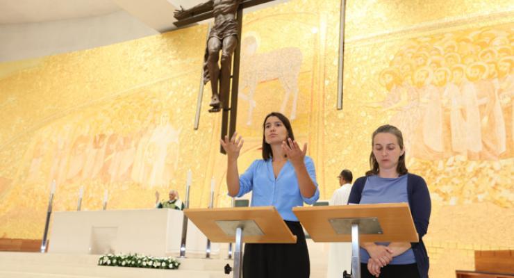 Santuário de Fátima acolhe sexta peregrinação da comunidade surda em Portugal