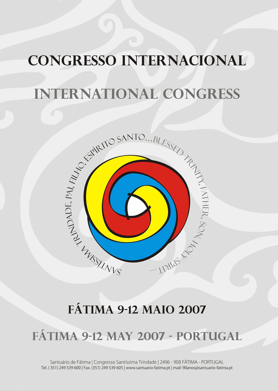 Congresso 2007 Santissima Trindade_cartaz.jpg