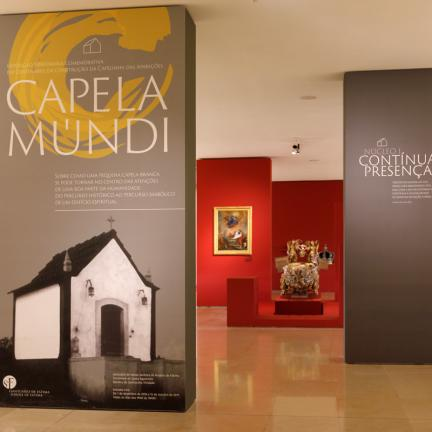 Nova exposição temporária mostra 100 anos de Capelinha das Aparições
