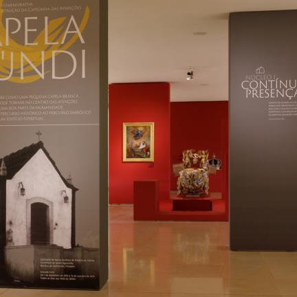 """Ciclo de visitas temáticas à exposição temporária Capela-Múndi encerra com """"A museologia e a missão cultural da Igreja"""""""