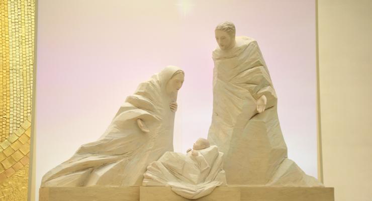 """""""A vivência familiar é a experiência da presença de Deus na nossa vida"""""""