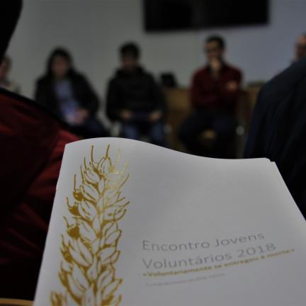 Santuário de Fátima acolhe 25 jovens voluntários para partilha de experiências