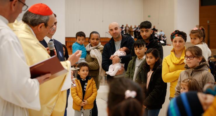 Crianças e peregrinos de Fátima desafiados a rezar pelo sucesso da Cimeira sobre abusos e proteção de crianças