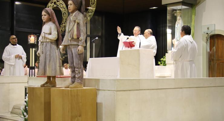 Francisco Marto e o seu enlevo e amor à Eucaristia