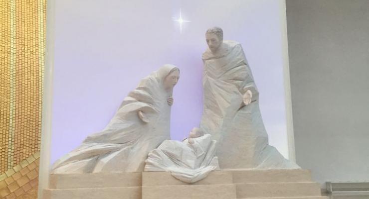 Reitor do Santuário convida peregrinos a imitar os Magos que seguiram a luz de Cristo e a anunciaram ao Mundo