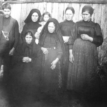 Família de Lúcia de Jesus