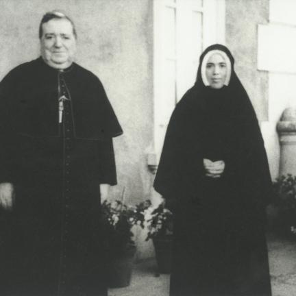 D. José e a Irmã Lúcia