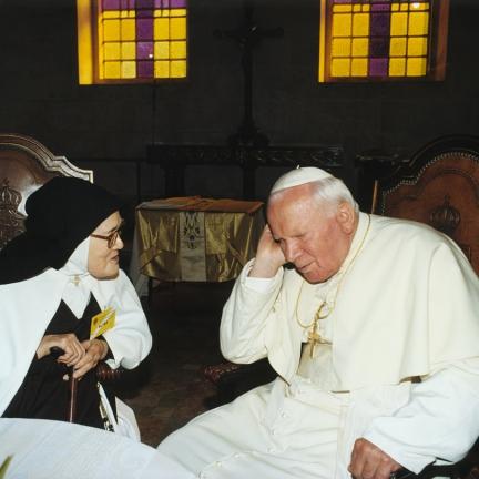 Hermana Lucía más próxima de la beatificación