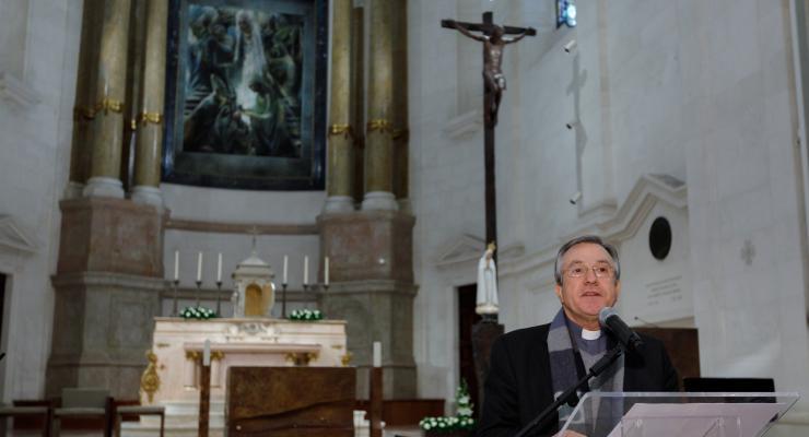 Basílica de Nossa Senhora do Rosário de Fátima acolheu primeira sessão dos Encontros na Basílica de 2019