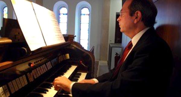 António Duarte inaugura Ciclo de Órgão do Santuário