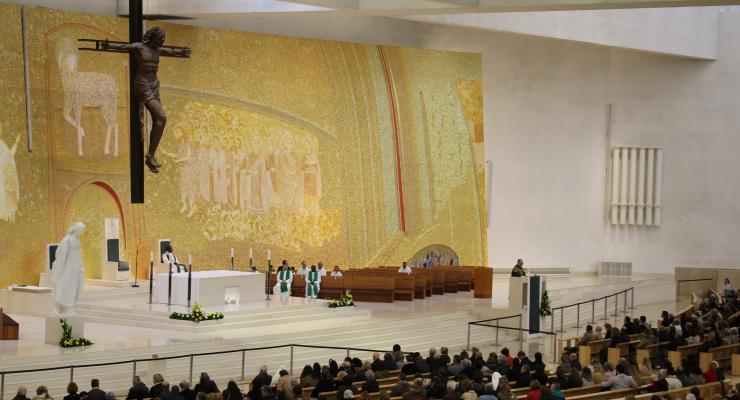 Reitor do Santuário de Fátima aponta testemunho de João Baptista como exemplo a seguir