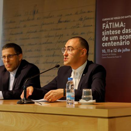 3rd Edition of the Summer Courses of the Shrine of Fatima Begins Today